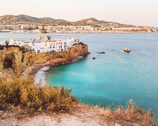 Viaje a Ibiza, España. 4 días por la isla de Ibiza