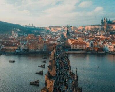 Viaje a la República Checa con 2 destinos