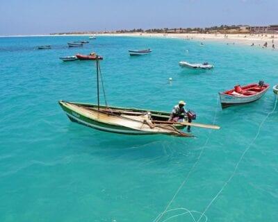 Viaje a Praia, Cabo Verde