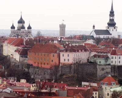 Viaje a Tallinn, Estonia