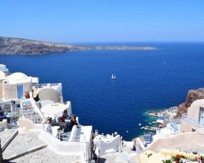 Viaje combinado a Santorini y Creta