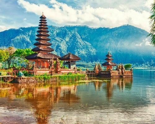 Viaje combinado por Indonesia y sus Islas