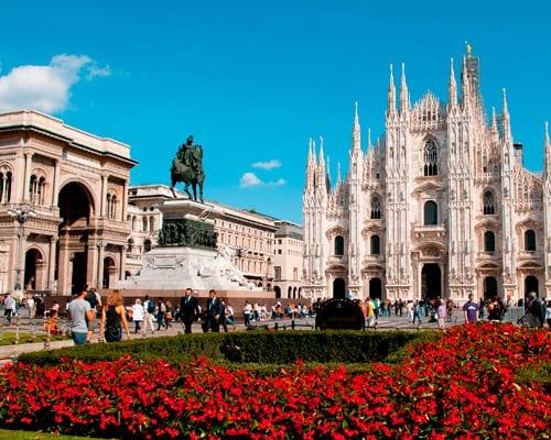 Viaje multidestino por Italia - Milano, Lecce, Livorno