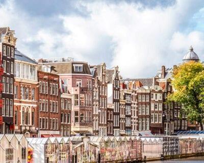 Hotel en Amsterdam 3 noches