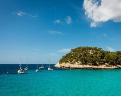Viaje a Menorca, Baleares