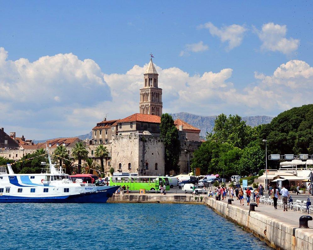 Viaje a Split, Croacia