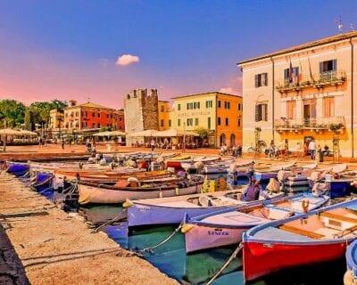 Viaje a Verona y al Lago de Garda, incluyendo coche de alquiler