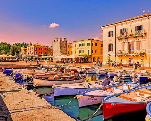 Viaje a Verona y al Lago de Garda