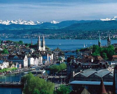 Viaje a Zurich, Suiza