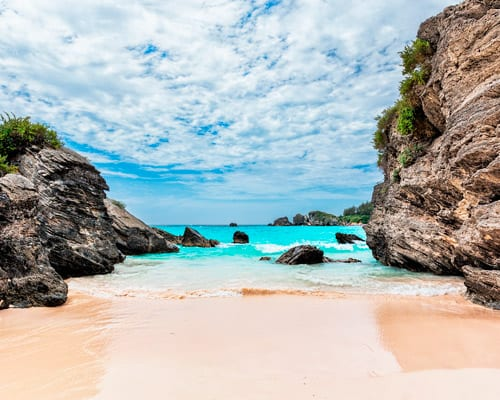 Explora la isla Bermuda
