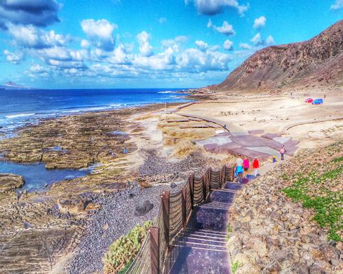 Gran Canaria, una semana desde Sevilla