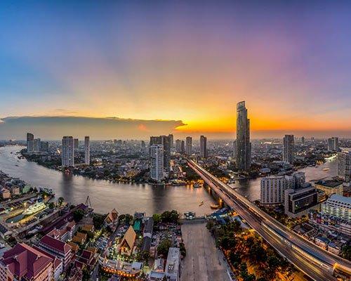 Hotel en Bangkok. 3 noches de hotel