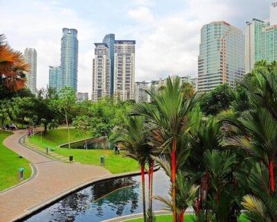 Kuala Lumpur, una ciudad llena de contrastes