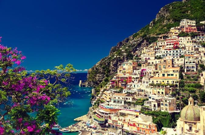 Los Tesoros en el golfo de Nápoles