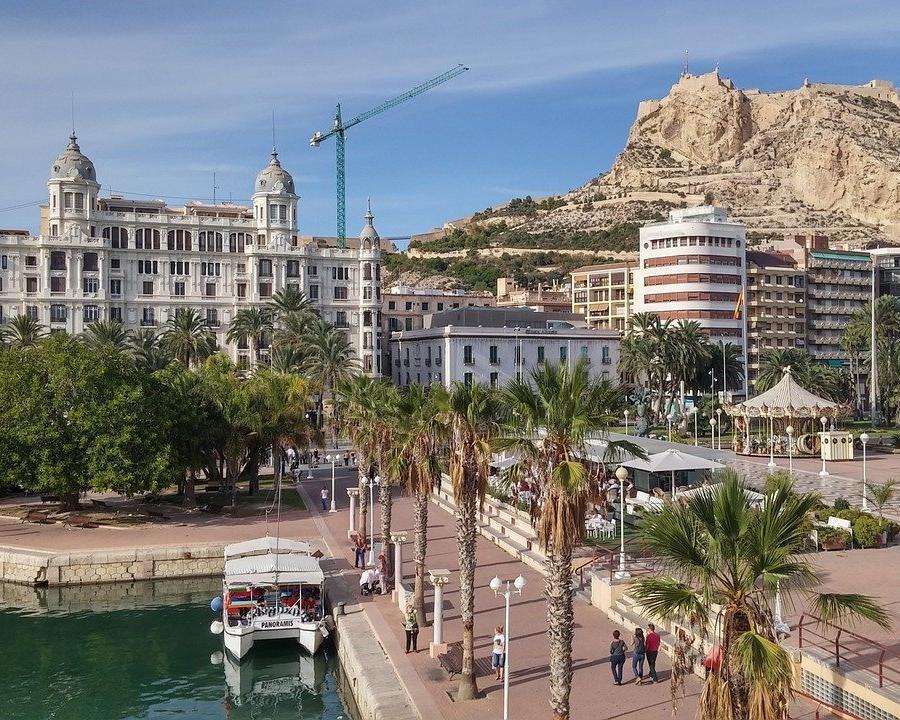 Hotel de 4 estrellas en Alicante, Costa Blanca