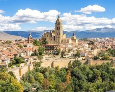 Oferta Hotel de 4 estrellas incl. desayuno en Segovia, Castilla y León