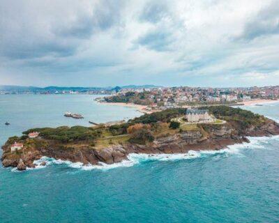 Santander desde Málaga, incl. vuelos, hotel y actividad