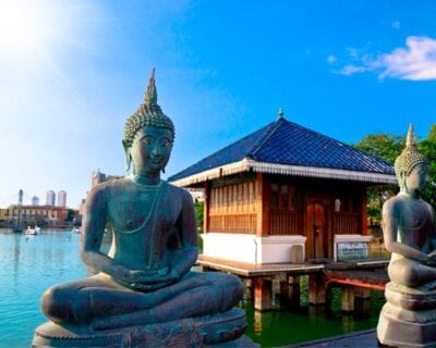 Viaje a la ciudad de Colombo en Sri Lanka