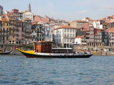 Viaje a Oporto, Portugal