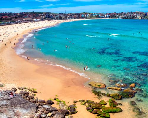 Viaje a Sídney, Australia