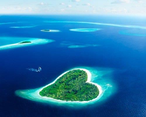 Visite Japón y las Maldivas y haga un tour de snorkeling