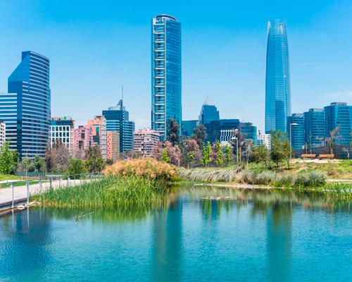 Visite Santiago de Chile y Concepción