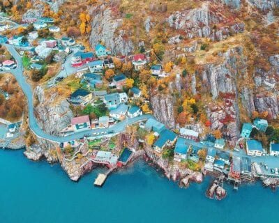 Visite el este de Canadá, St. John's, Newfoundland y Labrador