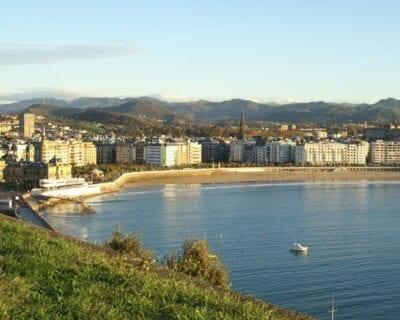 Puente de Octubre, Hotel de 4 estrellas incl. desayuno en Donostia-San Sebastián
