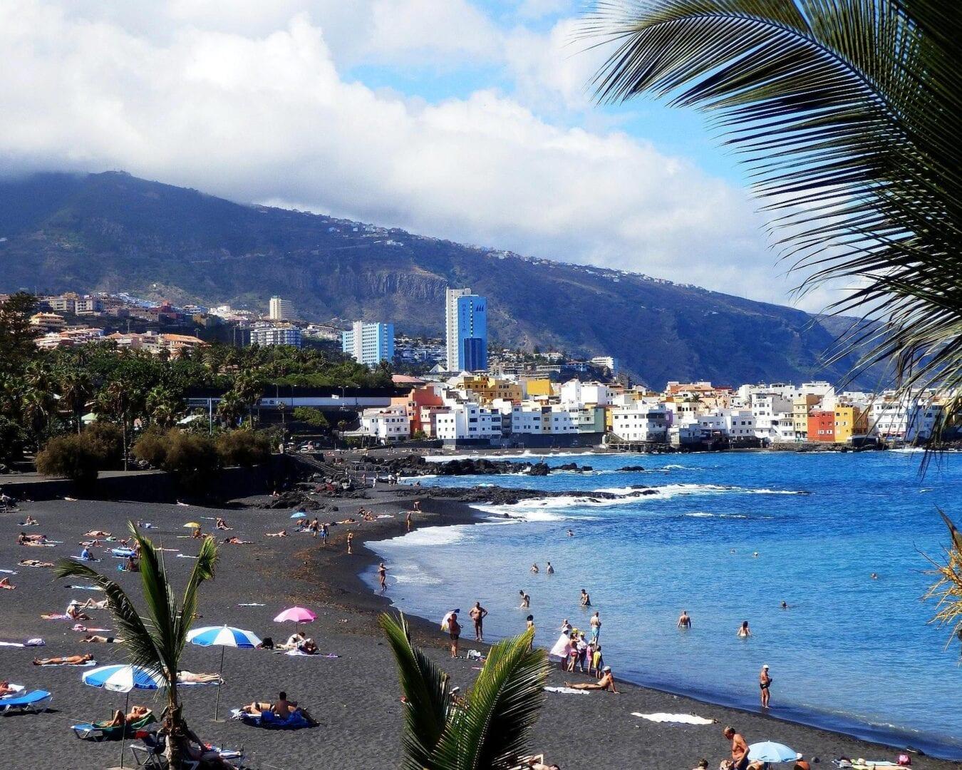 Viaje a Tenerife, Islas Canarias incluido una excursion