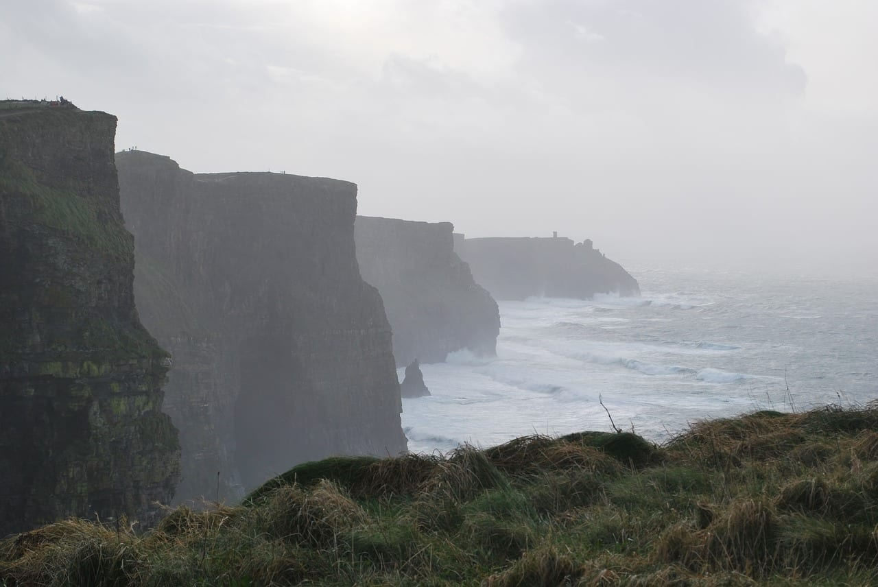 Acantilados De Moher Irlanda Moher