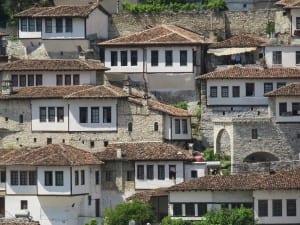 Albania Berat Arquitectura