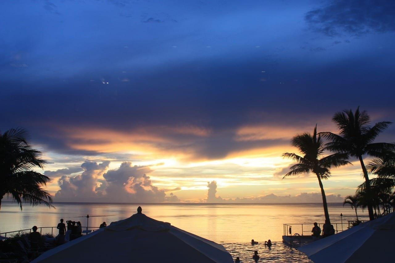 América Guam La Isla De Guam