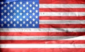 American Bandera Estados Unidos
