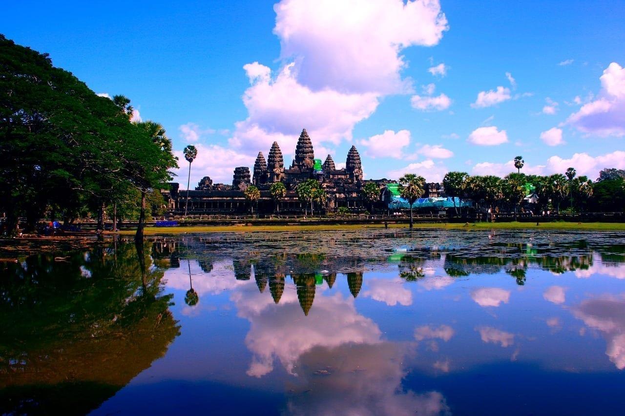 Ankor Wat Camboya Asia