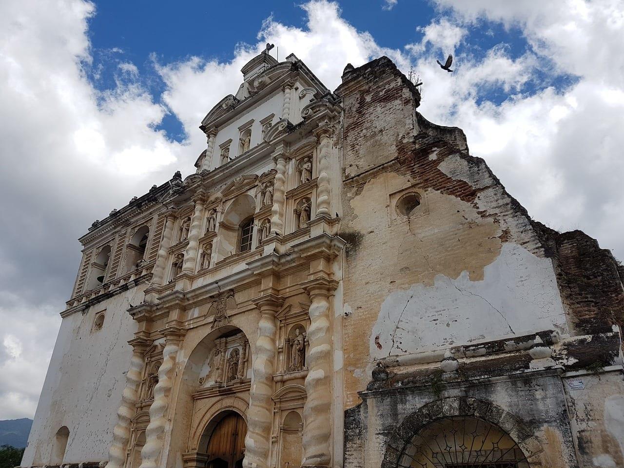 Antigua Guatemala Iglesias Guatemala