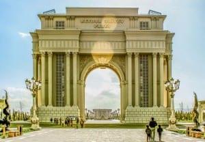 Arco de Triunfo Azerbaiyán