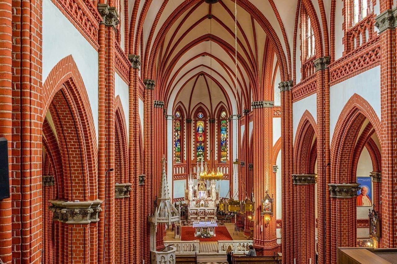 Arquitectura Catedral Lituania