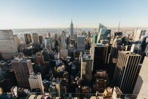 Arquitectura Manhattan Nueva York