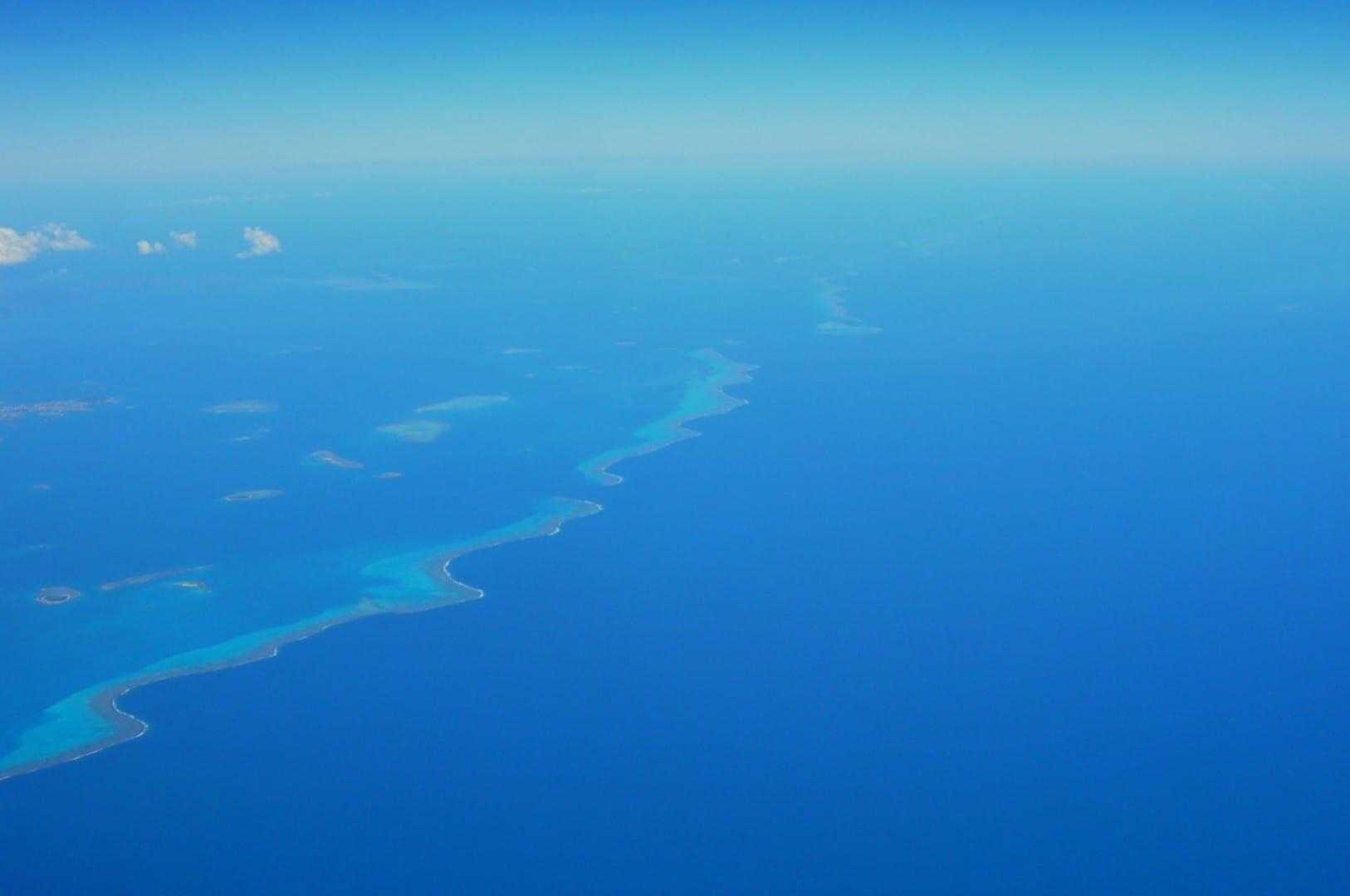 Arrecife de Mbéré Nueva Caledonia