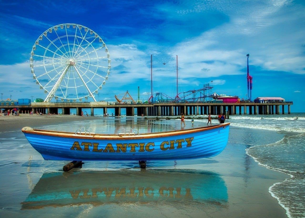 Atlantic City Nueva Jersey América