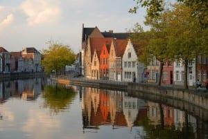 Bélgica Brujas Canal