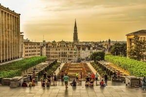 Bélgica Bruselas Artes Loi