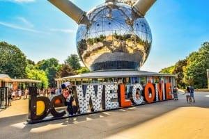 Bélgica Bruselas Atomium