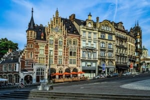 Bélgica Bruselas Turismo