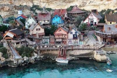 Bahía Malta Azul