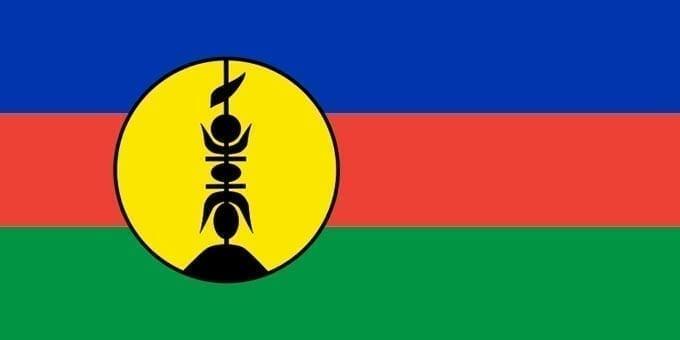 Bandera de Nueva Caledonia