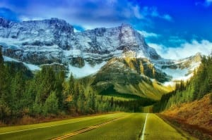 Banff Canadá Parque Nacional