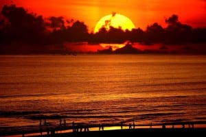 Bangladesh Mar Naturaleza
