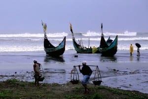 Bangladesh Mar Pesca