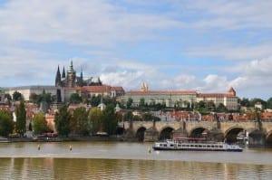 Barco de Praga República Checa